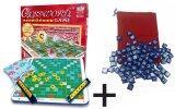 ซื้อ Max Ploys Crossword Game ครอสเวิร์ดเกม เกมต่อศัพท์ภาษาอังกฤษ ชุดมาตรฐาน เบี้ยหนาเอแม็ท Max Ploys ออนไลน์