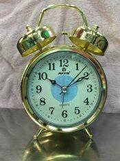 โปรโมชั่น Mayita นาฬิกาปลุกกระดิ่งรุ่น 2030 Gold Mayita