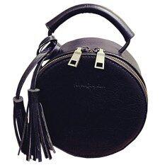 ขาย Maylin กระเป๋าสะพายข้าง ผู้หญิง กระเป๋าแฟชั่น เกาหลี รุ่น Mb 021 สีดำ