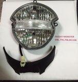 ราคา Mc Cover ไฟหน้า Ducati Monster 696 795 796 1100 Evo Oem ใหม่