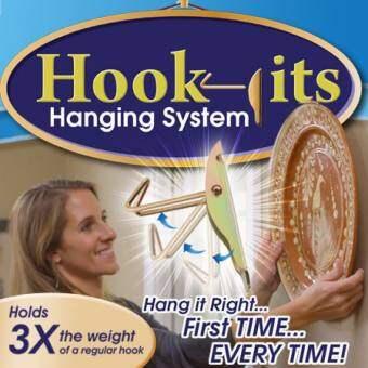 ตะขอติดผนังแขวนของอเนกประสงค์ Hook its hanging system-
