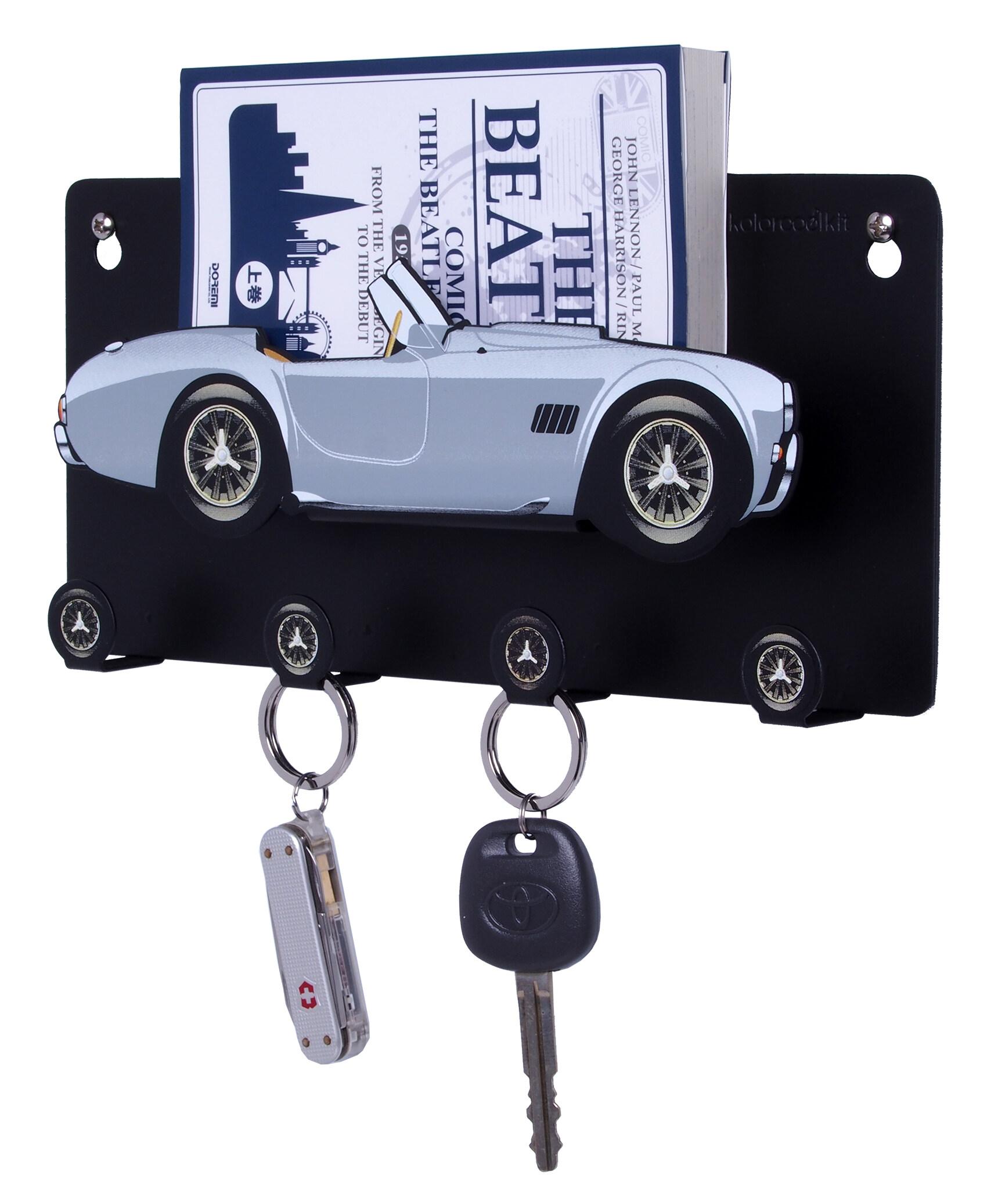 ที่แขวนกุญแจรถ ตะขอแขวนของ ที่เก็บกุญแจ ที่แขวนกุญแจ ที่แขวนของ ที่แขวนผนัง Wall Mount