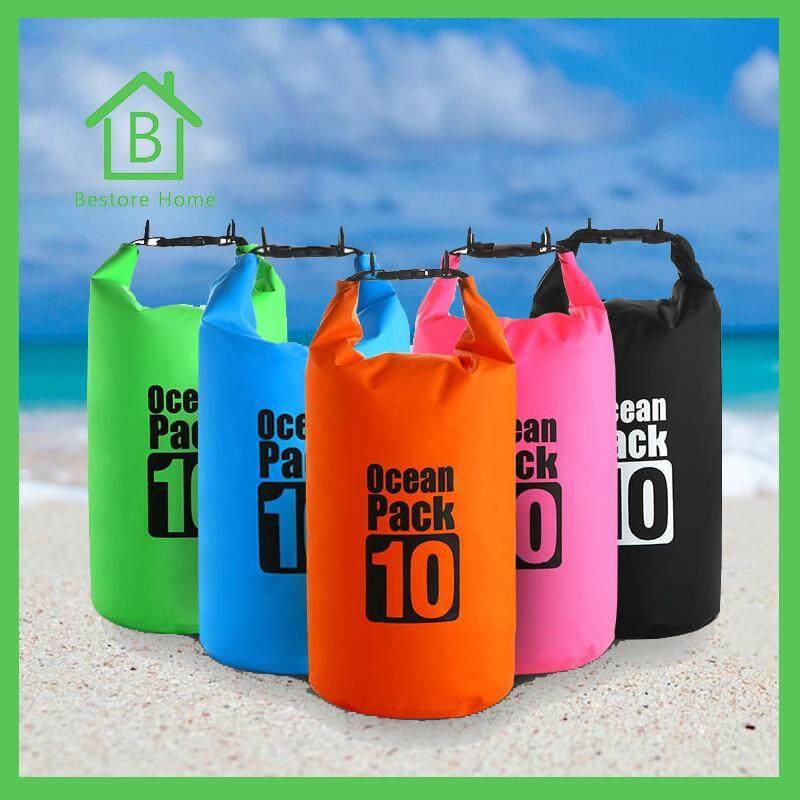 Bestorehome กระเป๋ากันน้ำ ถุงกันน้ำ ถุงทะเล Waterproof Bag ความจุ 10 ลิตร By Bestore Home.
