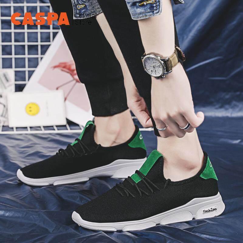 Caspa รองเท้า ผ้าใบผู้ชาย  แฟชั่น ลำลอง ราคาถูก สวยๆ พร้อมส่ง เท่ๆ ที่นิยม กําลังฮิต ตอนนี้  รุ่น T03m.