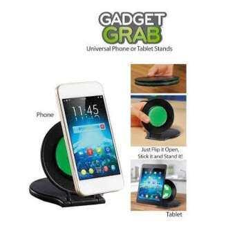 Gadget grab แผ่นเจลวางโทรทัพศ์ iPad แท็ปเล็ต-