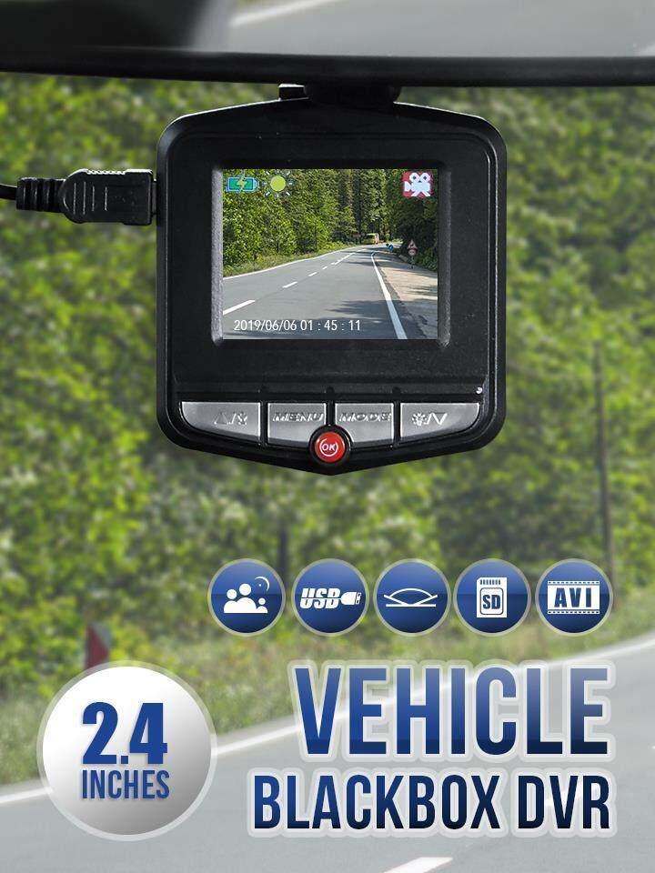กล้องหน้ารถยนต์ HD DVR