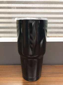 มาใหม่!! เพิ่มสี แก้วเก็บความเย็น แก้วเก็บความเย็นคุณภาพดี แก้วเก็บความเย็นสแตนเลส เก็บความเย็นได้นาน ขนาด 30 oz ผิวเงา-