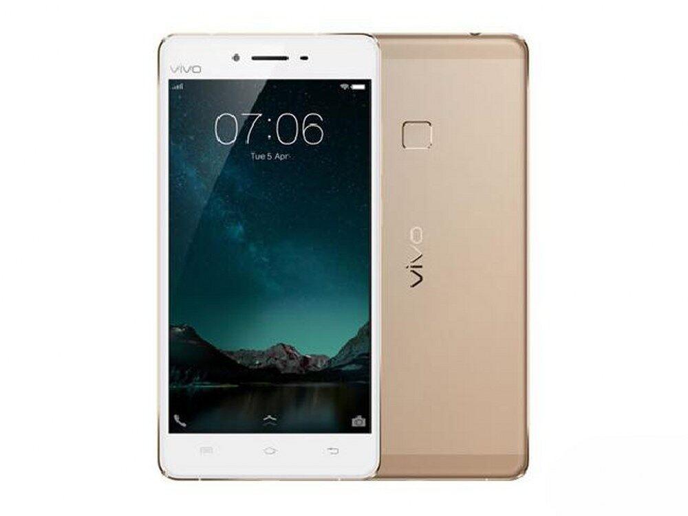 โทรศัพท์มือถือ Vivo  V3m A   Ram2gb/ Rom 32gb  หน้าจอขนาด5.5 นิ้ว แบต3000mah  (สีทอง) ของแท้รับประกันหนึ่งปี.