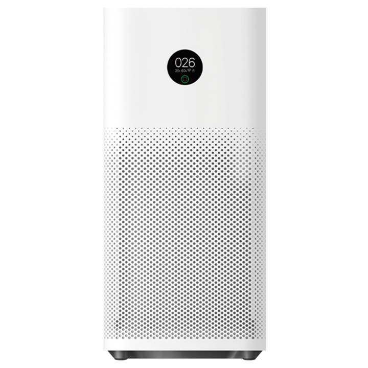 [ผ่อน 0% นาน 6 เดือน] Xiaomi Air Purifier 3H กรองได้ตั้งแต่ฝุ่นทั่วไป PM 2.5 ไปจนถึงฝุ่นละอองขนาดเล็กระดับ 0.3 ไมครอน หน้าจอสัมผัส OLED อัจฉริยะ ครอบคลุมพื้นที่ได้ถึง 45 ตารางเมตร ประกันศูนย์ไทย 1 ปี