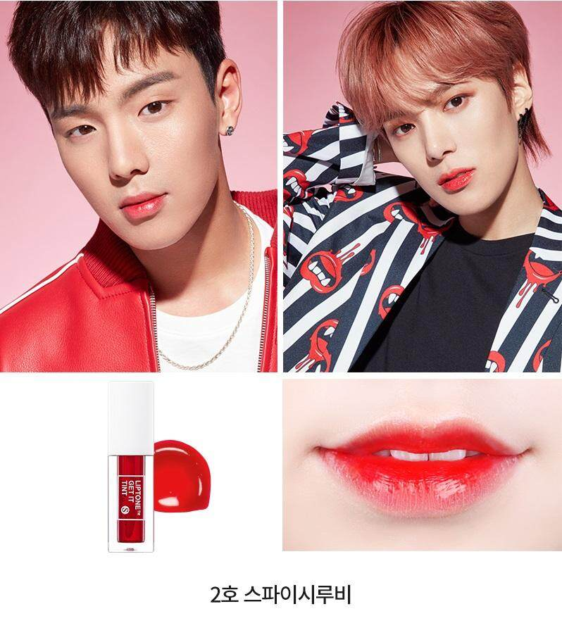 TONYMOLY Get It Lip Tint Monsta X