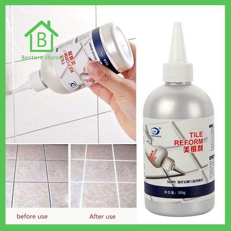 Bestorehome ยาแนวร่องกระเบื้อง 280 Ml ยาแนวเอนกประสงค์ Tile Reform By Bestore Home.