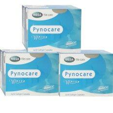 ขาย Mega We Care Pynocare White 20เม็ด 3กล่อง Mega We Care ถูก