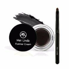 ทบทวน ที่สุด Mei Linda Eyeliner Cream