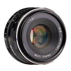 ราคา Meike Lens 35Mm F1 7 Manual Focus For Fujifilm X Mount X A1 X A2 X E1 X E2 X E2S X M1 X T1 X T2 X T10 X Pro1 X Pro2 Meike เป็นต้นฉบับ