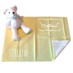 ขาย Mellow Quick Dry ผ้ารองที่นอนกันน้ำ 100 Size S 50X70 Cm Yellow กรุงเทพมหานคร ถูก