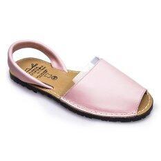 ราคา Menorquinas รองเท้าแตะแบบลำลอง Pink ใหม่