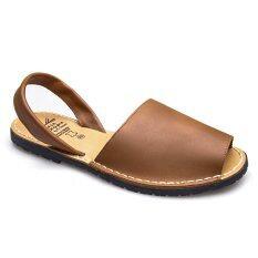 ราคา Menorquinas รองเท้าแตะแบบลำลอง Brown ใหม่