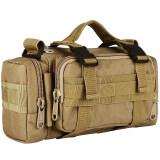 ขาย Men S Bags กระเป๋าคาดเอว กระเป๋าจักรยาน กระเป๋าสะพายไหล่ 3 In 1 Bag สีกากี ถูก กรุงเทพมหานคร