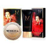 Merrez Ca Collagen Two Way Uv Cake 23 Soft Beige Snail Smooth Bb Cream Merrez Ca ถูก ใน ไทย