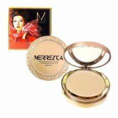 ขาย Merrez Ca Collagen Two Way Uv Cake Spf40 Pa 21 Light N*D* ผิวขาว Merrez Ca