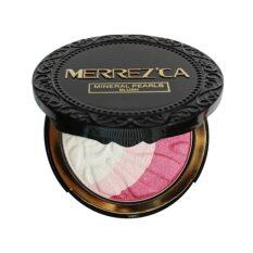 ราคา Merrezca Mineral Pearls Blush 102 Sweetie Cheek ใหม่