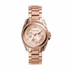 ส่วนลด Michael Kors Analogue Display And Rose Gold Stainless Steel Strap Mk5613 กรุงเทพมหานคร