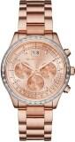 ราคา Michael Kors Brinkley Chronograph Rose Dial Rose Gold Tone Ladies Watch Mk6204 Michael Kors ใหม่
