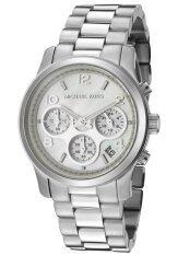 ขาย Michael Kors Ladies Runway Chronograph Mother Of Pearl Designer Watch Mk5304 ถูก กรุงเทพมหานคร