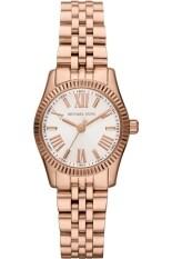 ราคา Michael Kors Lexington White Dial Rose Gold Tone Ladies Watch Mk3230 Michael Kors ออนไลน์