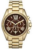 ขาย Michael Kors Watch Stainless Strap Mk5502 Brown Michael Kors เป็นต้นฉบับ