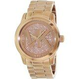 ส่วนลด สินค้า Michael Kors Women S Mk5661 Analog Display Quartz Rose Gold Watch