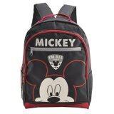 ราคา Mickey Mouse กระเป๋าเป้ กระเป๋านักเรียน สะพายหลัง สีดำ Disney Mickey Mouse Friends เป็นต้นฉบับ