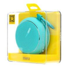Mifa Bluetooth Speaker ลำโพงบลูทูธ แบบพาพา รุ่น F1 Blue เป็นต้นฉบับ