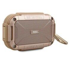 mifa Bluetooth Speaker ลำโพงบลูทูธ กันน้ำ รุ่น F7 (Gold)