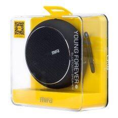 ส่วนลด Mifa Bluetooth Speaker ลำโพงบลูทูธแบบพกพา รุ่น F1 สีดำ