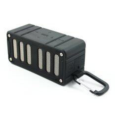MIFA ลำโพง Bluetooth รุ่น F6 (สีดำ)  Free remax i5/i6 1m (Gold)