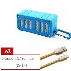 ขาย Mifa ลำโพงบลูทูธ Bluetoothรุ่น F6 Blue Free Remax I5 I6 1M Gold Mifa ออนไลน์