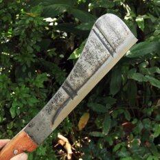 ขาย 02 E Toh มีดอีโต้ มีดตัดต้นไม้ ตราอรัญญิกด้ามไม้ ใบมีดคมแข็งทำจากเหล็กแหนบรถยนต์ คมมากสามารถตัดกิ่งไม้ใหญ่ได้ สำหรับงานหนัก คุณภาพดียาว 17 นิ้ว Unbranded Generic ออนไลน์