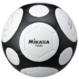 ราคา Mikasa ฟุตซอล Futsal Mks Pu รุ่น Fll62 Wbk ใหม่