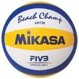 ซื้อ Mikasa วอลเลย์บอล Beach Volleyball Mks Pu Vxt30 Fivb ออนไลน์ ถูก