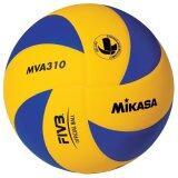 ซื้อ Mikasa วอลเลย์บอล Volleyball Mks Pu Mva310 Fivb
