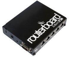 ทบทวน Mikrotik Routerboard Rb450G ใช้ Routeros Level 5 1 Serial Port Switch Gigabit 5 Port พร้อม Case แบบอลูมิเนียม Mikrotik