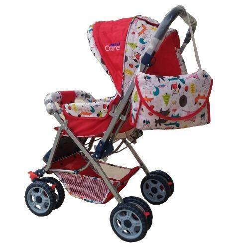 ลดราคาเพื่อคุณ Baby อุปกรณ์เสริมรถเข็นเด็ก Baby Mamy เบาะรองนั่งพร้อมหมอนรองคอ สำหรับคาร์ซีทและรถเข็นเด็ก รีวิวดีที่สุด