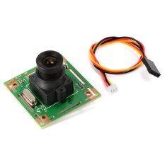 Mini Security Video PCB Board High Resolution 700TVL FPV CCD 3.6mm Lens Digital Control Camera