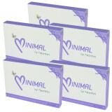 ทบทวน Minimal By Falonfon มินิมอล อาหารเสริมลดน้ำหนัก ขนาด 10 แคปซูล จำนวน 5 กล่อง Falonfon