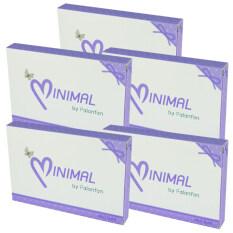 ขาย Minimal By Falonfon มินิมอล อาหารเสริมลดน้ำหนัก ขนาด 10 แคปซูล จำนวน 5 กล่อง Falonfon เป็นต้นฉบับ