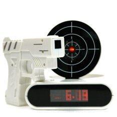 โปรโมชั่น Mirage Shop นาฬิกาปลุก ปืนยิง White กรุงเทพมหานคร