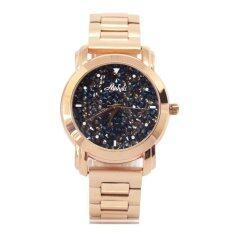 ราคา Mishali นาฬิกาข้อมือรุ่น M 12961 สีrose Blue ถูก