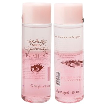 Mistine Touch Out Eye Make Up Remover 60 ml.