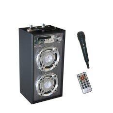 ขาย ซื้อ Mitsumi Audio 3 ตู้ขยายเสียงพกพา เล่น Usb Sd Card Fm Radio Line In มีแบทเตอรี่ในตัว ใน ไทย